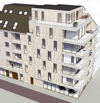 Uniek 2-slpk appartement aan het Wapenplein